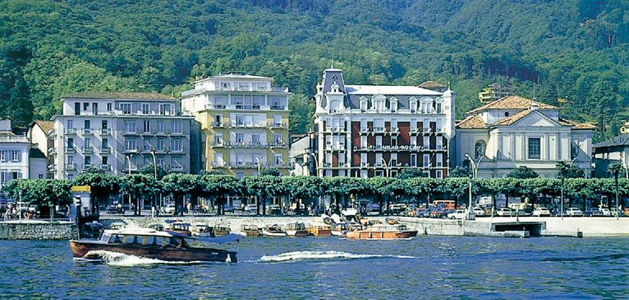 Hotel Milan Au Lac Lake Maggiore Italy Lakes Amp Mounts
